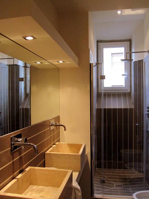 Appartamento a porta san frediano firenze di architetto - Architetto porta ...