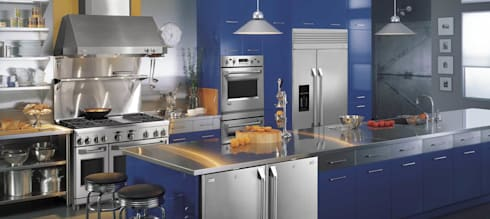 Servicio técnica oficial General Electric: Cocina de estilo  de General Electric - Servicio técnico oficial