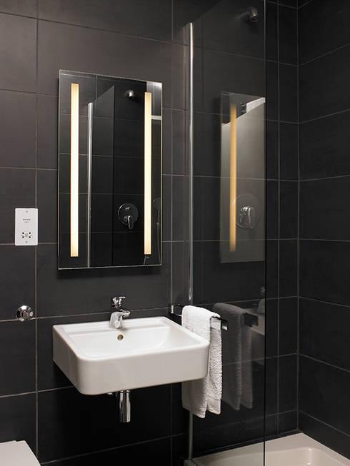 Bathroom detail:  Bathroom by Ed Reeve
