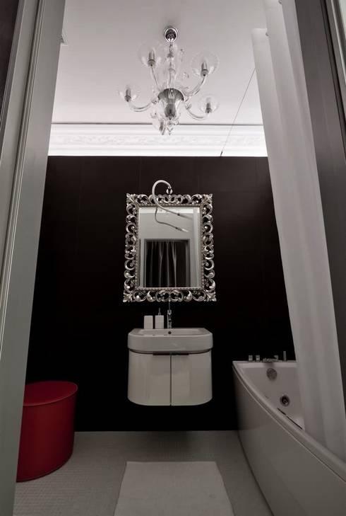 МУЗЕЙ ОДНОЙ КАРТИНЫ: Ванные комнаты в . Автор – Archibrook