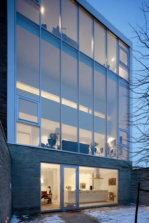 Galerie Roombeek: moderne Huizen door reitsema & partners architecten bna