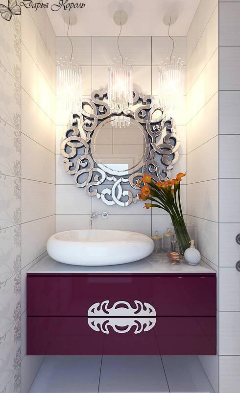 Bathroom: Ванные комнаты в . Автор – Your royal design