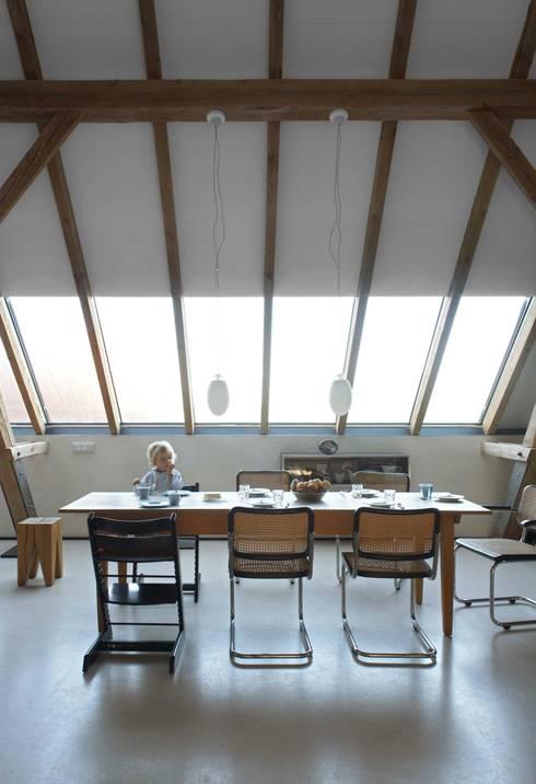 Essplatz:  Esszimmer von Dipl.-Ing. Michael Schöllhammer, freier Architekt