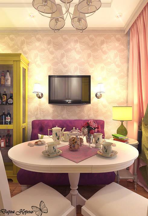 مطبخ تنفيذ Your royal design
