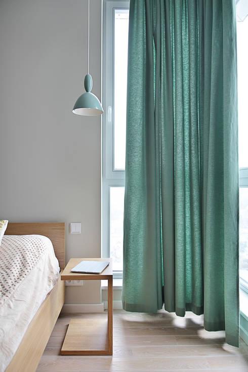 Apartament SW: styl , w kategorii Sypialnia zaprojektowany przez PB/STUDIO
