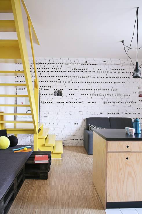 Salas de estar  por PB/STUDIO