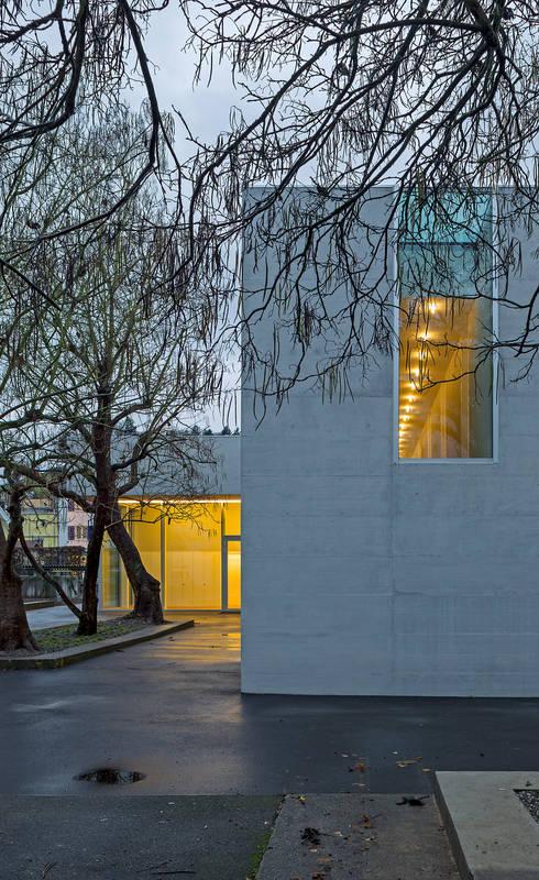 Congrescentra door Alberati Architekten AG