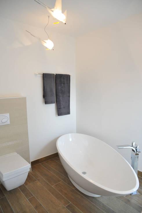 Badkamer door STREIF Haus GmbH