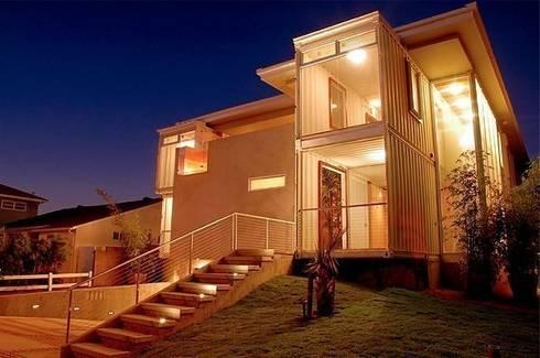container h user und modulbau von immoservice knopf homify. Black Bedroom Furniture Sets. Home Design Ideas