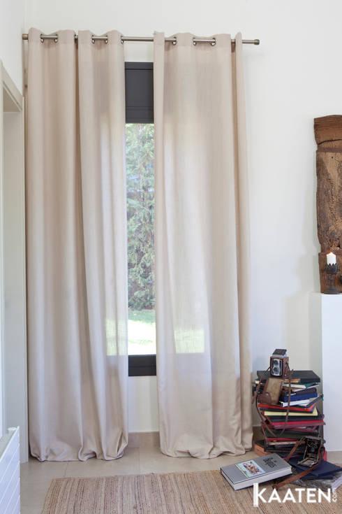 Cortina clásica - Kaaten: Estudios y despachos de estilo  de Kaaten