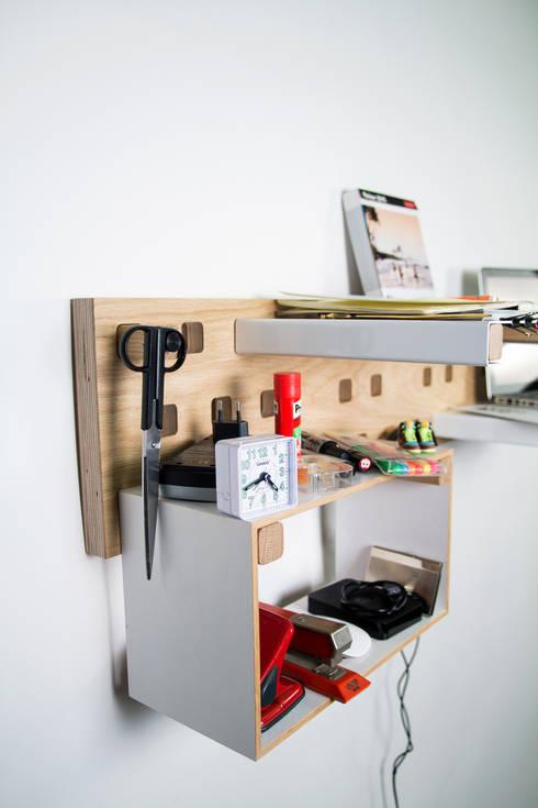 harper das h ngesystem f r alles de kraft ulrich homify. Black Bedroom Furniture Sets. Home Design Ideas