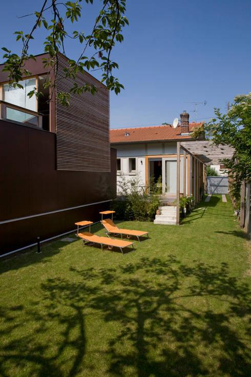 maison vinolo por fabienne bulle architecte associ s homify. Black Bedroom Furniture Sets. Home Design Ideas
