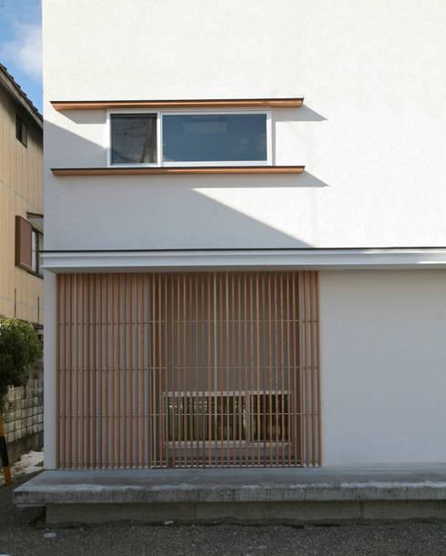 高山の家: 深山知子一級建築士事務所・アトリエレトノが手掛けた家です。