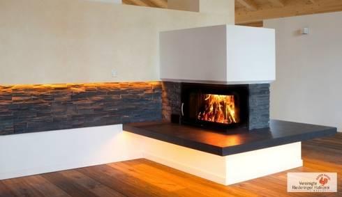 heizkamine von vereinigte riederinger hafnerei gmbh homify. Black Bedroom Furniture Sets. Home Design Ideas