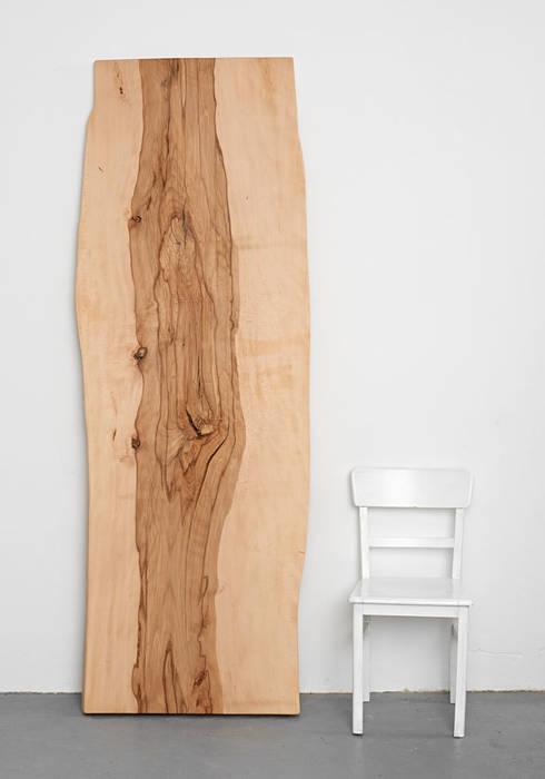 Besondere Tisch- und Arbeitsplatten von Holzgeschichten | homify