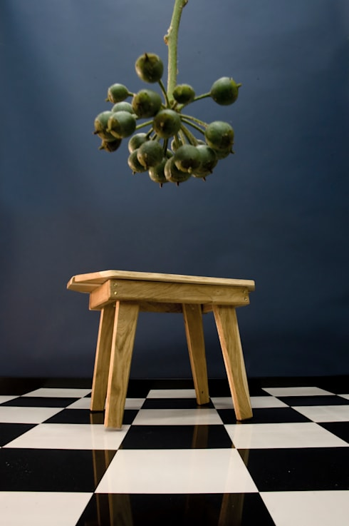 Kids' Table: moderne Kinderkamer door Bo Reudler Studio
