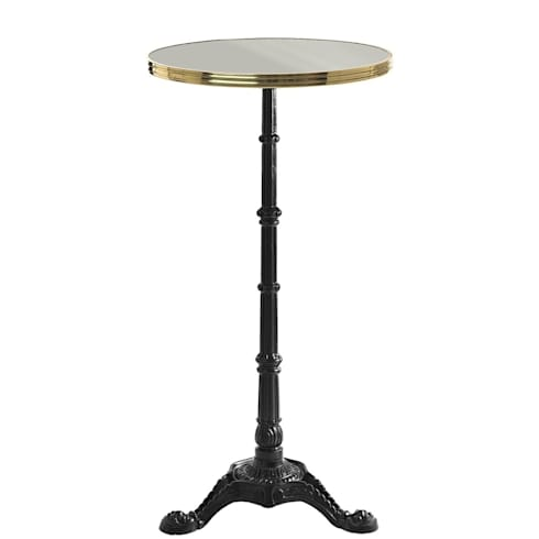 mange debout gamme tradition bistrot table haute de bar maill e parisienne par ardamez homify. Black Bedroom Furniture Sets. Home Design Ideas
