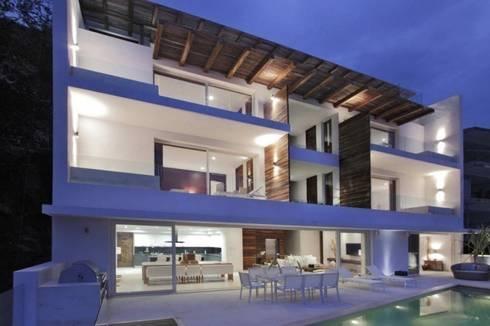 Tardes-Noches de Arquitectura y Diseño: Casas de estilo moderno por Ingrid_Homify