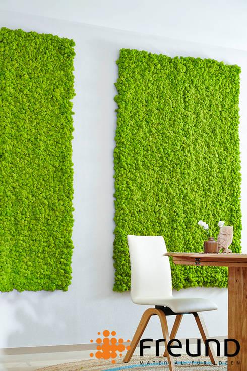 Evergreen apfelgrün:  Küche von Freund  GmbH
