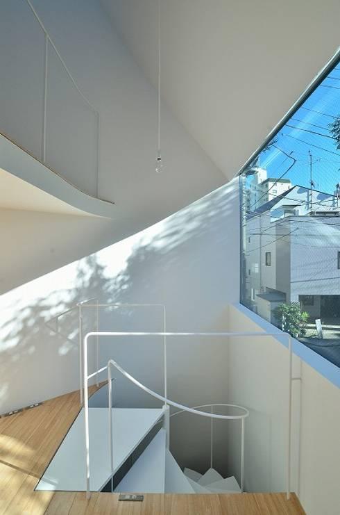 Niji Architects/原田将史+谷口真依子의  거실