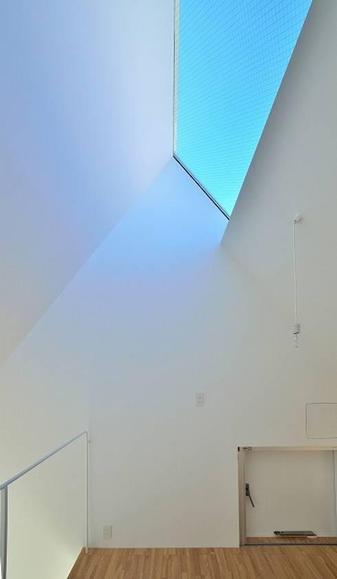 Niji Architects/原田将史+谷口真依子의  침실