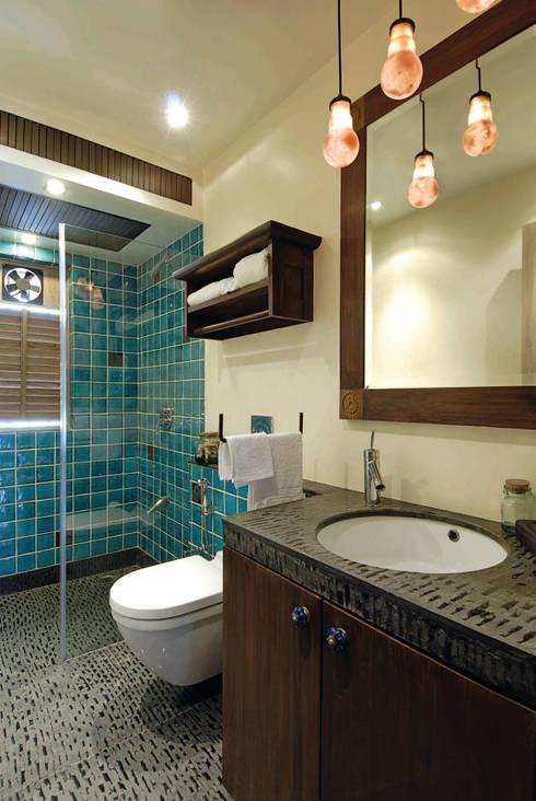 Bathroom by The Orange Lane