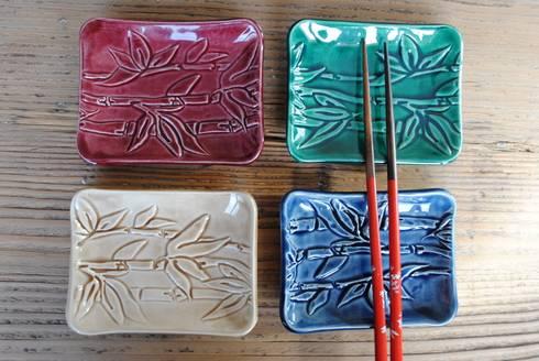 Ayşe Şakarcan Ceramics – Sushi Seti:  tarz Ev İçi
