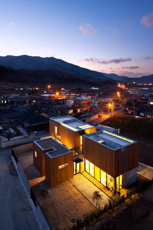 Дома в . Автор – ADF Architects