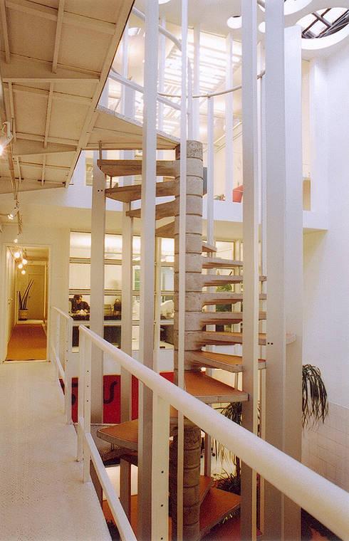 Soft Work   comercial: Lojas e imóveis comerciais  por ARQdonini Arquitetos Associados