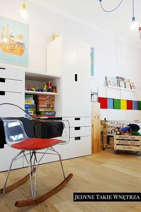 Kinderkamer door JedyneTakieWnętrza