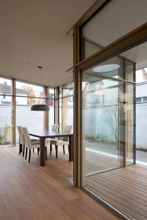 moderne Eetkamer door Coon Architektur