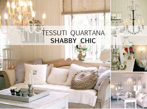 Stile shabby chic di quartanasrl homify for Stile shabby chic casa