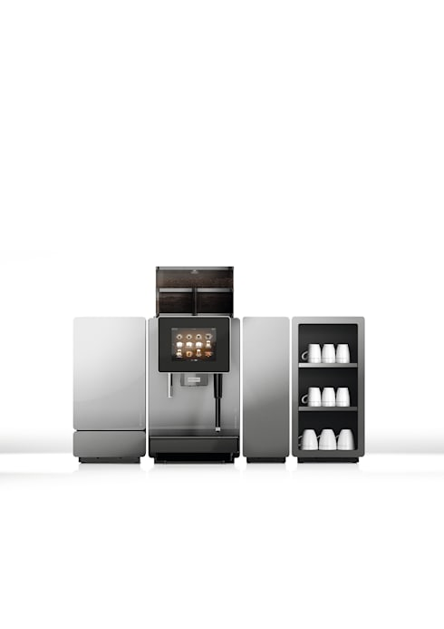 a600 alles f r den perfekten kaffee by franke coffee systems gmbh homify. Black Bedroom Furniture Sets. Home Design Ideas