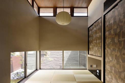 和室: H建築スタジオが手掛けた和室です。