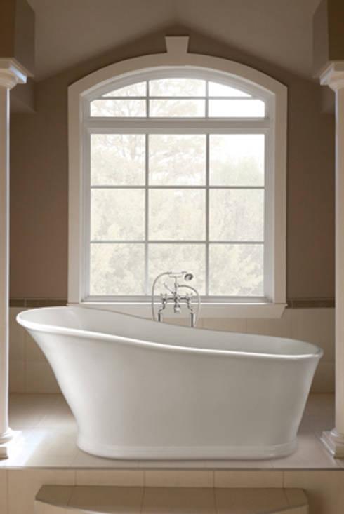 classic Bathroom by BC Designs