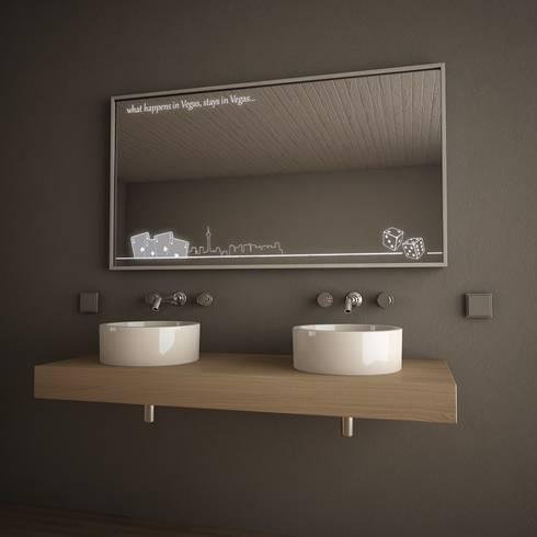 Badspiegel (Bathroom Mirrors) von Lionidas Design GmbH | homify