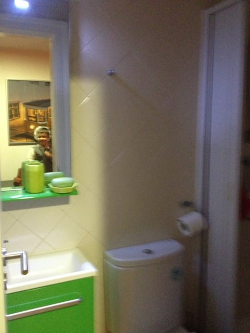 WC - Before:   por Home Staging Factory