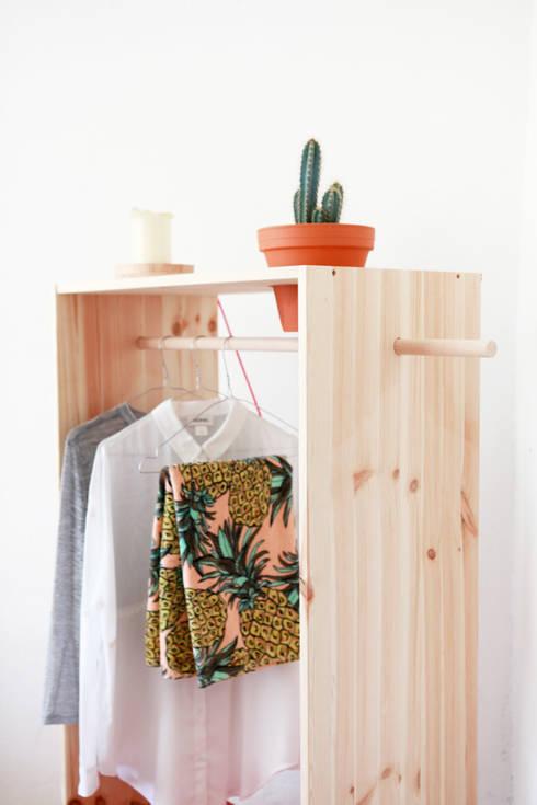 Dressing room by Katleen Roggeman