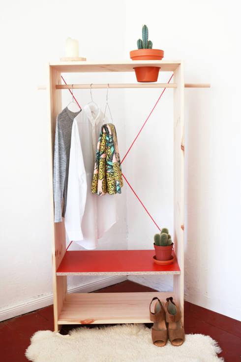 Camera da letto in stile  di Katleen Roggeman
