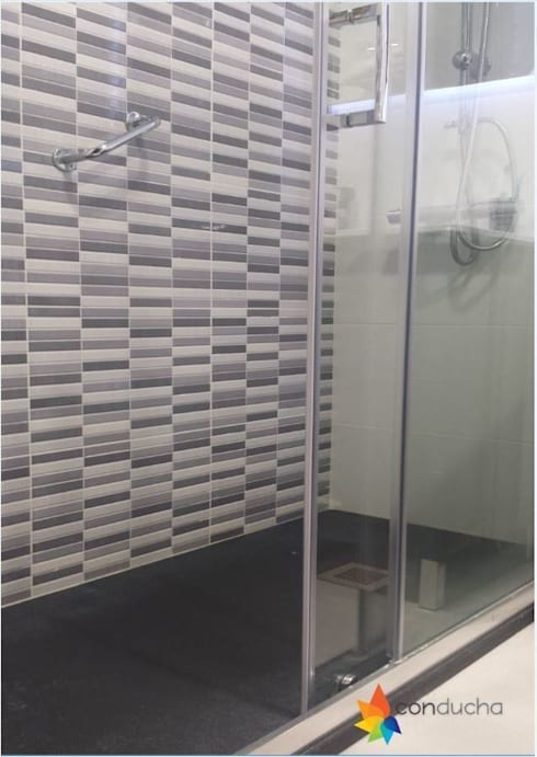 cambiar baera por plato de ducha - Platos De Ducha Modernos