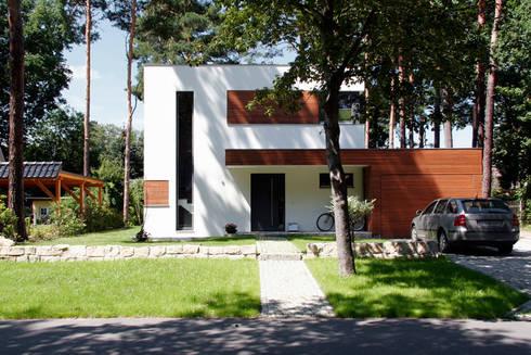 einfamilienhaus zieglschmid von steffen janke architekt homify. Black Bedroom Furniture Sets. Home Design Ideas