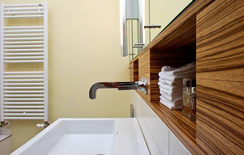 kleines bad ganz gross von dielen innenarchitekten homify. Black Bedroom Furniture Sets. Home Design Ideas