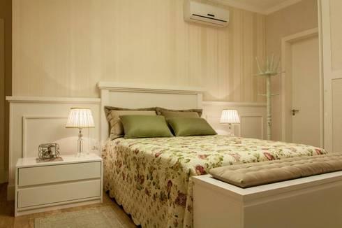 Residencial 29: Quartos  por Apê 102 Arquitetura