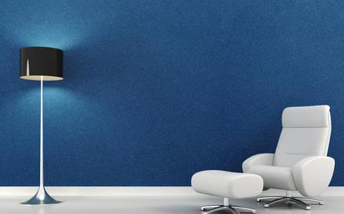 Acabados decorativos para muros interiores by corev de - Muros decorativos para interiores ...