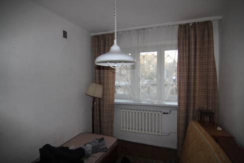 SYPIALNIA PRZED METAMORFOZĄ: styl , w kategorii  zaprojektowany przez Better Home