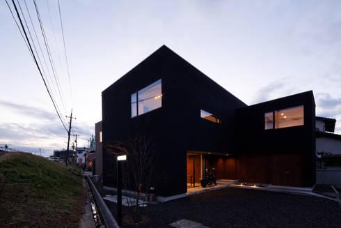 北方の家-okayama-: タカオジュン建築設計事務所-JUNTAKAO.ARCHITECTS-が手掛けた家です。