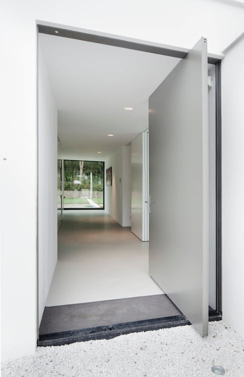 Projekty,  Domy zaprojektowane przez FritsJurgens BV