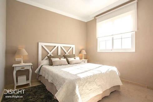 DORMITORIO 3: Dormitorios de estilo mediterráneo de DISIGHT
