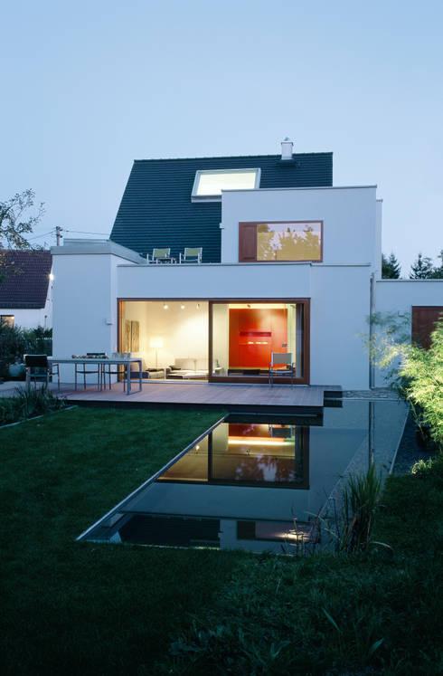 Garden by Löffler Weber | Architekten