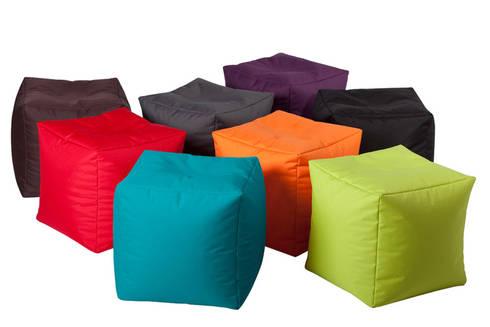 Des Poufs , des fauteuils, des coussins et assises de sol design ...